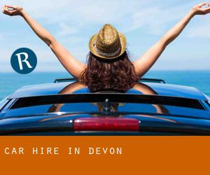 Car Hire in Devon
