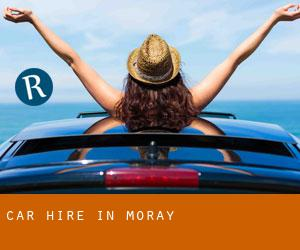 Car Hire in Moray