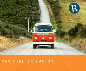 Van Hire in Halton