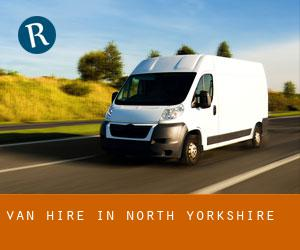 Van Hire in North Yorkshire