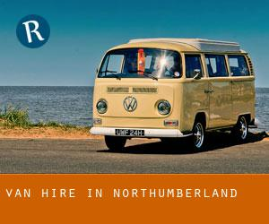 Van Hire in Northumberland
