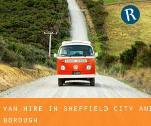 Van Hire in Sheffield (City and Borough)