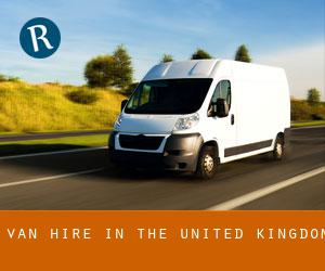 Van Hire in the United Kingdom