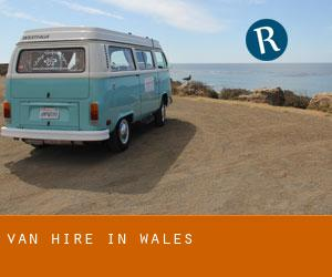 Van Hire in Wales
