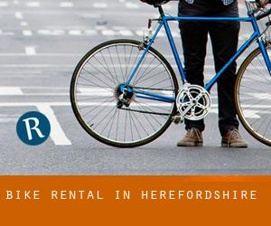 Bike Rental in Herefordshire