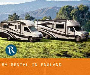 RV Rental in England