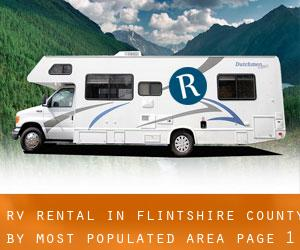 RV Rental in Flintshire County by most populated area - page 1