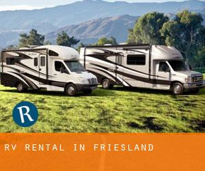 RV Rental in Friesland