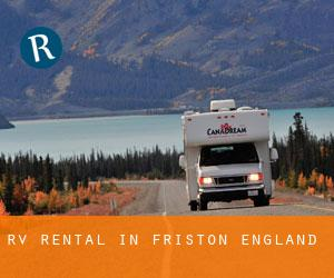 RV Rental in Friston (England)