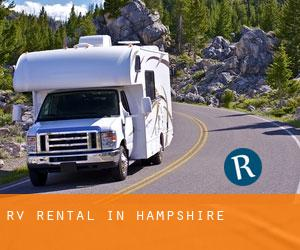 RV Rental in Hampshire