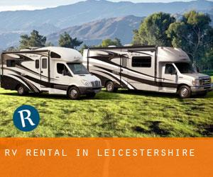 RV Rental in Leicestershire
