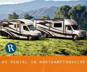 RV Rental in Northamptonshire
