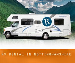 RV Rental in Nottinghamshire