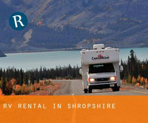 RV Rental in Shropshire