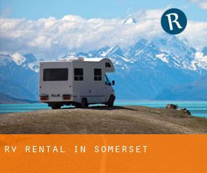 RV Rental in Somerset