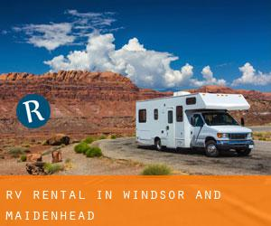 RV Rental in Windsor and Maidenhead