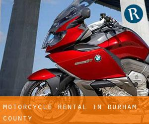Motorcycle Rental in Durham County