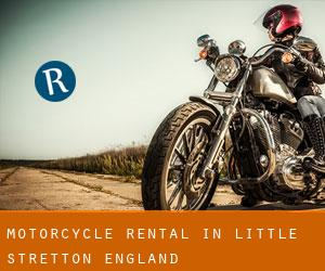 Motorcycle Rental in Little Stretton (England)