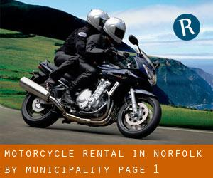 Motorcycle Rental in Norfolk by municipality - page 1