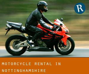 Motorcycle Rental in Nottinghamshire