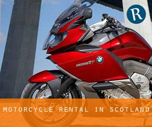 Motorcycle Rental in Scotland