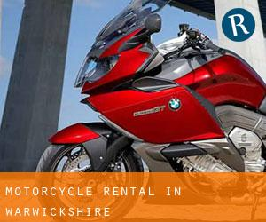 Motorcycle Rental in Warwickshire