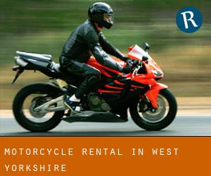 Motorcycle Rental in West Yorkshire