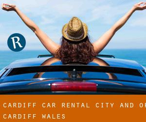 Cardiff Car Rental (City and of Cardiff, Wales)