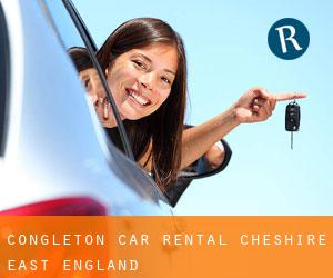 Congleton car rental (Cheshire East, England)
