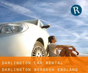 Darlington Car Rental (Darlington (Borough), England)