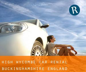 High Wycombe car rental (Buckinghamshire, England)