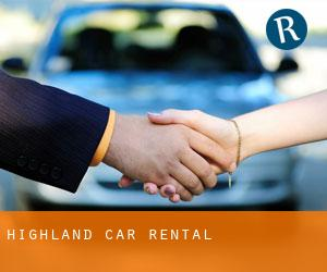 Highland car rental