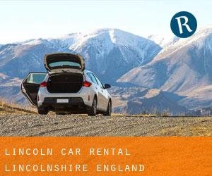 Lincoln Car Rental (Lincolnshire, England)
