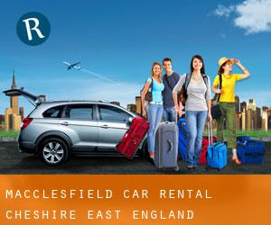 Macclesfield car rental (Cheshire East, England)