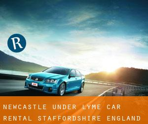 Newcastle-under-Lyme Car Rental (Staffordshire, England)