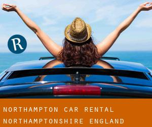 Northampton Car Rental (Northamptonshire, England)