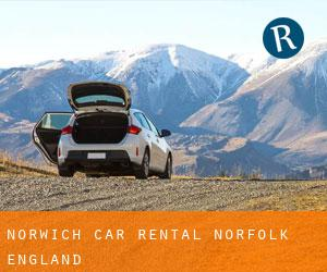 Norwich car rental (Norfolk, England)