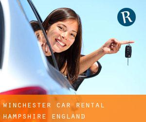Winchester car rental (Hampshire, England)