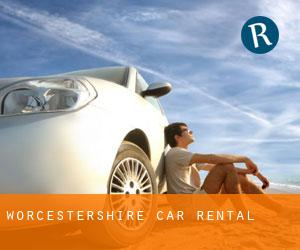 Worcestershire car rental