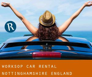 Worksop car rental (Nottinghamshire, England)